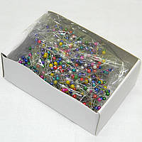 Портновские швейные булавки с цветными шариками