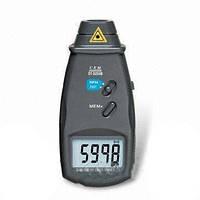 Лазерний безконтактний тахометр Walcom DT-6234В (50-500мм) (2,5-99999 об/хв)