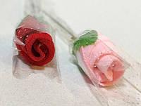 """Сувенир полотенце """"Цветок"""" 25,5*5см"""