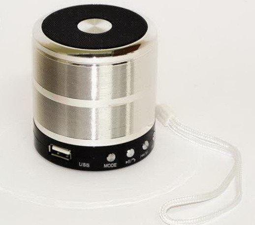 Портативная колонка WS-887 Bluetooth ( многофункциональный музыкальный плеер )