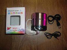 Портативная колонка WS-887 Bluetooth ( многофункциональный музыкальный плеер ), фото 2