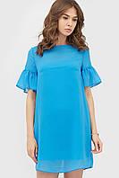 Женское шифоновое платье с подкладкой (Tvizz crd)