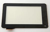 Сенсорний екран для планшету Acer Iconia Tab B1-710, Iconia Tab B1-711 #T070GFF08 V0, тачскрін чорний