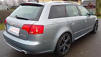 Mattig задний спойлер Audi A4 Avant b7 ауди а4 авант b7 не ABT абт MTM мтм , фото 1