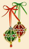 """Набор для рукоделия Риолис  """"Новогоднее украшение. Шары"""""""