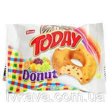 Пирожное-донат  Today fruit cake Elvan, 50 гр