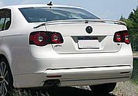 Mattig задний спойлер VW Jetta 3 джетта жетта фольксваген ABT GTI ГТИ абт MTM мтм R32 GT Sport р32 спорт гт, фото 1