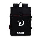 Рюкзак для ноутбука Never Stop red, фото 2