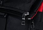 Рюкзак для ноутбука Never Stop red, фото 7