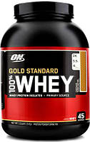 Протеин Optimum nutrition 100% whey gold standard protein, 1.6 кг
