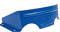 Снегозадержатель подкова (коронка) для предотвращения лавинного схода снега с поверхности кровли цвет RAL5005