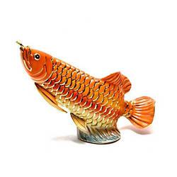 """Рыба """"Ю"""" фарфор (12х16х5 см) ( 26501)"""