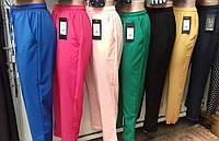 Женские летние брюки-штаны из штапеля, фото 1