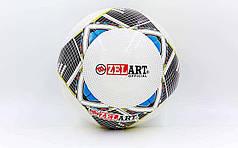 Мяч футбольный №5 PU ламин. Клееный ZELART  (№5, 5 сл., клееный)