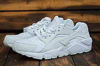 Кроссовки женские Nike Huarache 10395 найк найки хуарачи белые