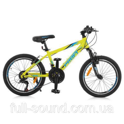 Горный велосипед Profi Plain 24'
