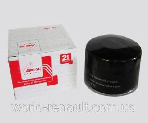 Масляный фильтр на Рено Меган 3, Рено Флюенс 1.5dci(дизельный)/ ASAM 30576