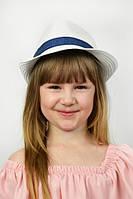 Детская шляпа в морском стиле