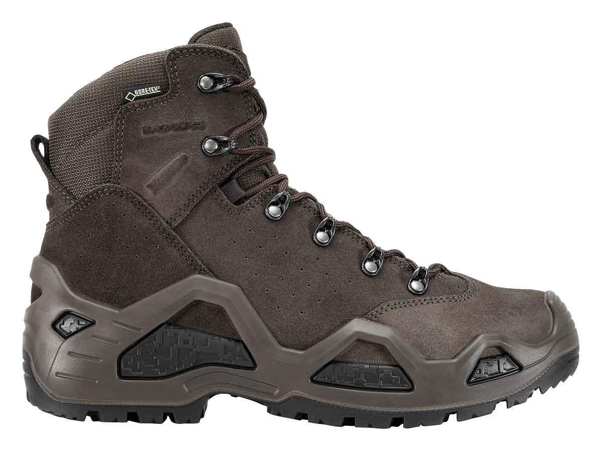 Ботинки Lowa Z-6S GTX - Dark Brown