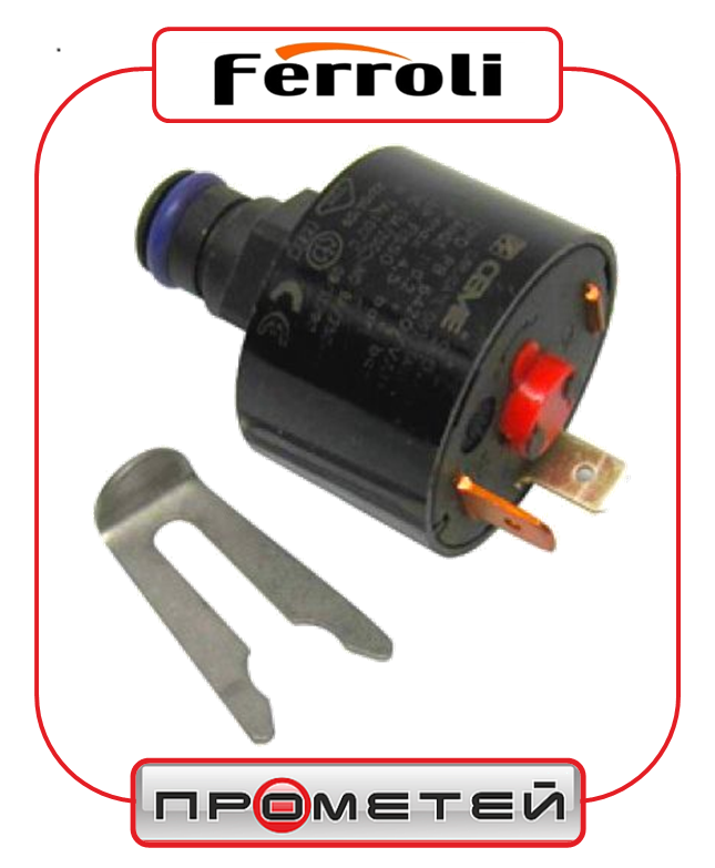 Датчик давления Ferroli Domicompact, DomIproject 39818260 (аналог DO337)