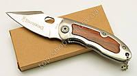 Нож Browning Складной, карманный с деревянной рукоятью