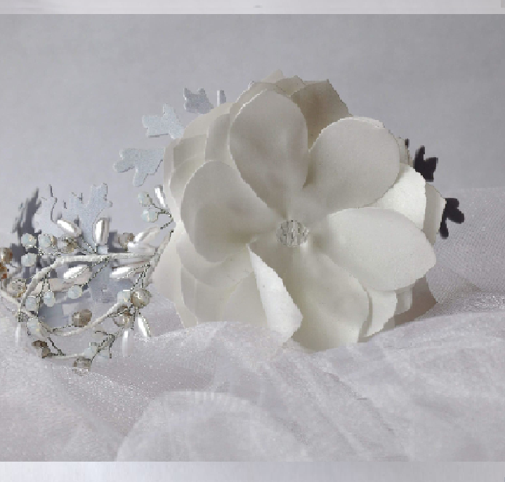 Обруч для волос (свадьба, выпускной бал)