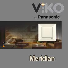 Viko серія meridian крем