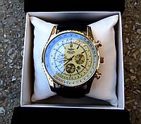 Стильные кварцевые наручные мужские Часы Breitling