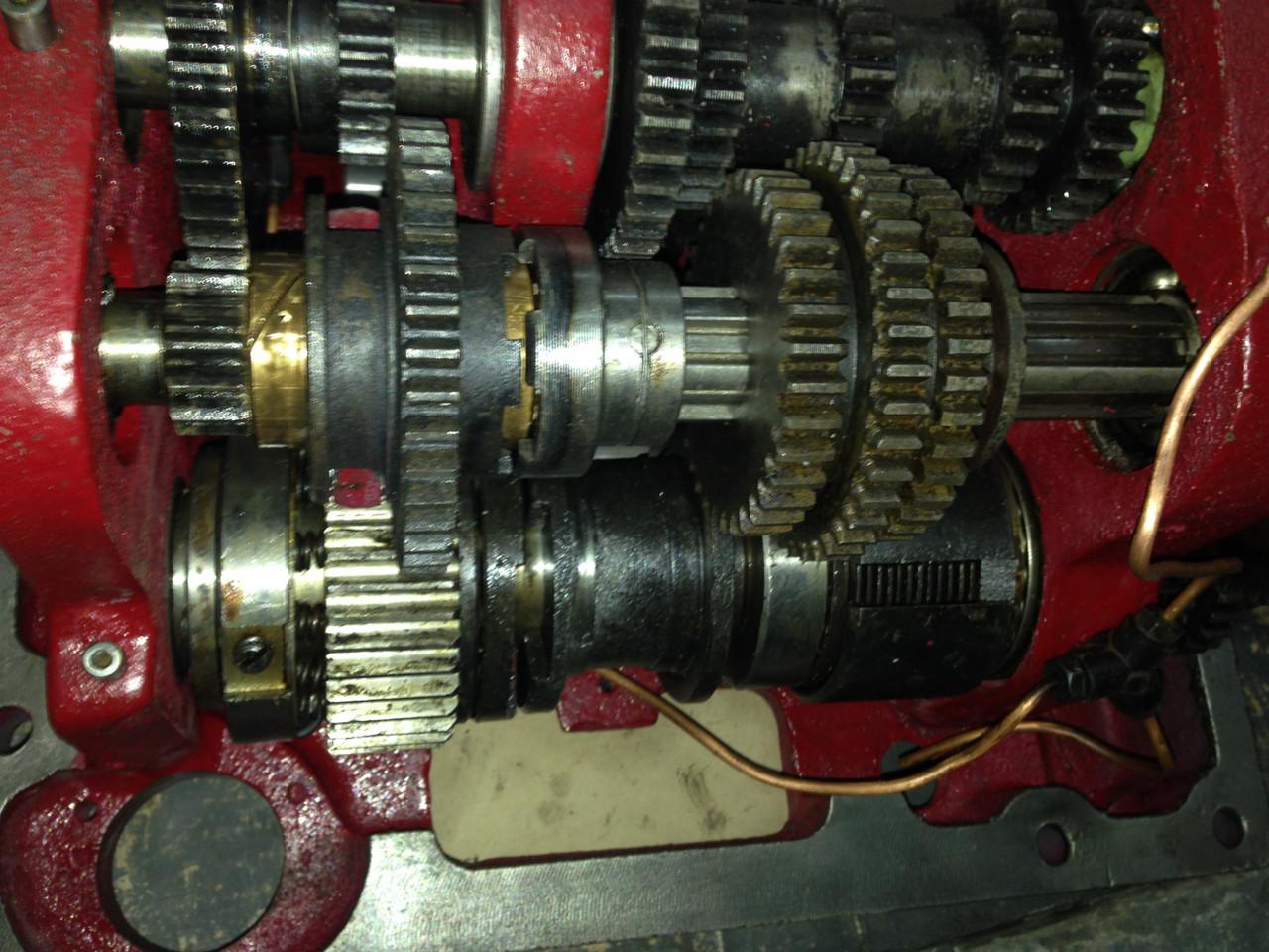 Коробка скоростей 6Н12 6Н12П 6М12