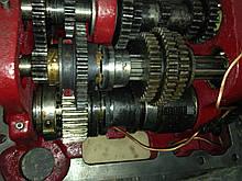 Коробки швидкостей до свердлувальним верстатів 2Н125, 2Н118, 2Н135, 2С132, 2Н150