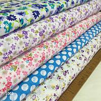 Купити тканину? Опис бавовняних тканин: ситець, бязь, поплін, ранфорс, перкаль, сатин