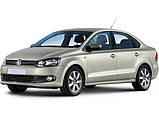 Авточехлы Volkswagen Polo V sedan 2010- (з/сп. раздельная) EMC Elegant, фото 10