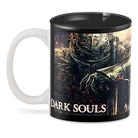 Кружка Dark Souls Тёмные души  воин тьмы
