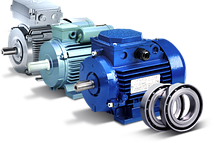 Крановый асинхронный электродвигатель  МТН 312-8 ( МТF 312-8) с фазным ротором 11 кВт 715 об, фото 3