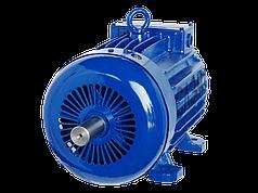 Крановый асинхронный электродвигатель  4МТМ 280L8 с фазным ротором 90 кВт 725 об