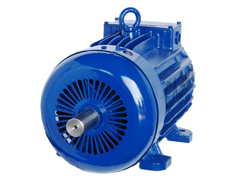 Крановый асинхронный электродвигатель МТКН 312-8 (МТКF 312-8) с  коротк. ротор 11 кВт 705 об