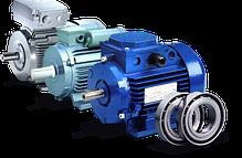 Крановый асинхронный электродвигатель 4МТКM 225 L6/20 с короткозамкнутым ротором 22* 4,5* кВт 900/235 об., фото 3