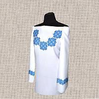 Женская сорочка бисером (нитками) ВМ-СЖ-222. Заготовка под вышивку.
