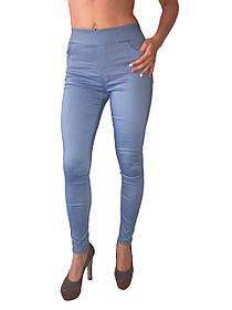 Женские брюки джинс стрейч