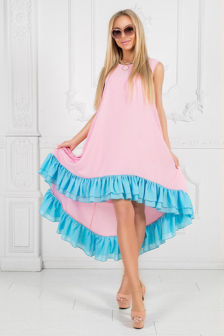 570ce377732c167 Платье спереди короче сзади длиннее - Интернет-магазин