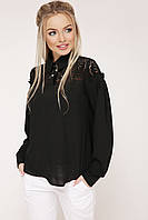 Блузка с кружевом, фото 1