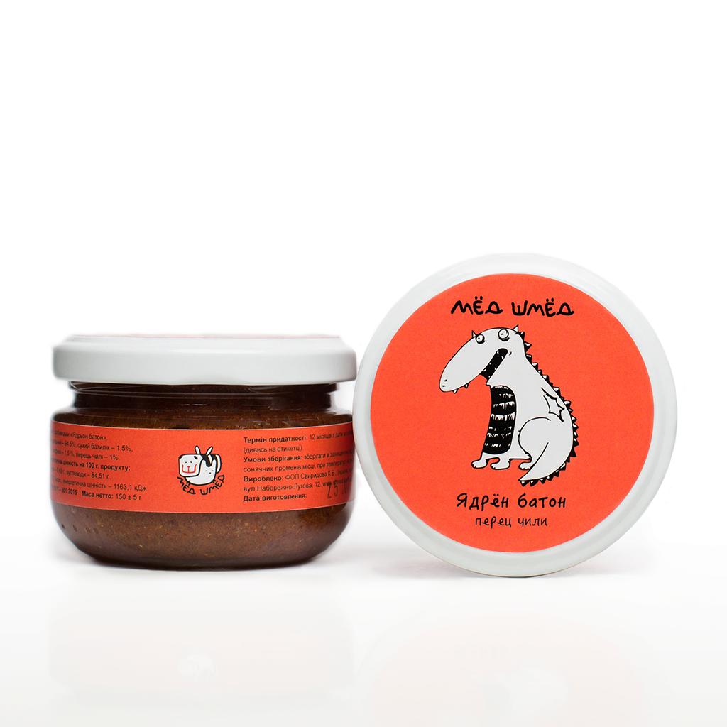 Мёд-шмёд (Перец чили)   А-0081