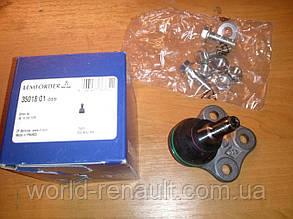 Шаровая опора переднего рычага на Рено Меган 3, Рено Флюенс/ LEMFORDER 35018