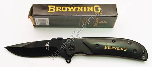 Стильный складной карманный нож Browning