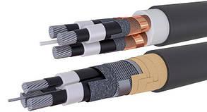 Кабель 2XS (F) E2Y 3x120 RM/50 10 КВ, фото 2