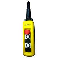 Пост кнопочный XAL-B3-4913К с ключём