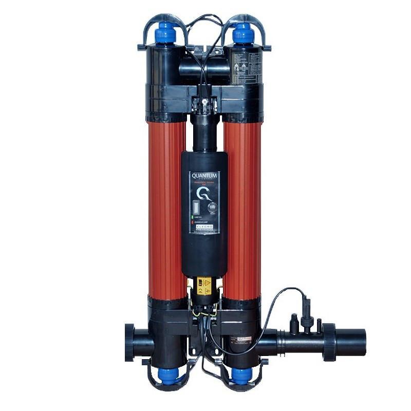 Ультрафиолетовая фотокаталитическая установка Elecro Quantum Q-130. Для бассейнов с объёмом воды до 130 000 л