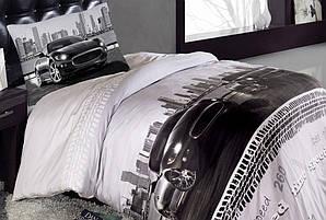 Комплект постельного белья Krispol (3735), евроразмер, хлопок