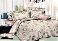 Постельное белье двуспальное 180*220 хлопок (7892) TM KRISPOL Украина