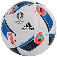 100% Оригинал Футзальный мяч Adidas Euro 2016 Sala 65 FIFA Размер 3